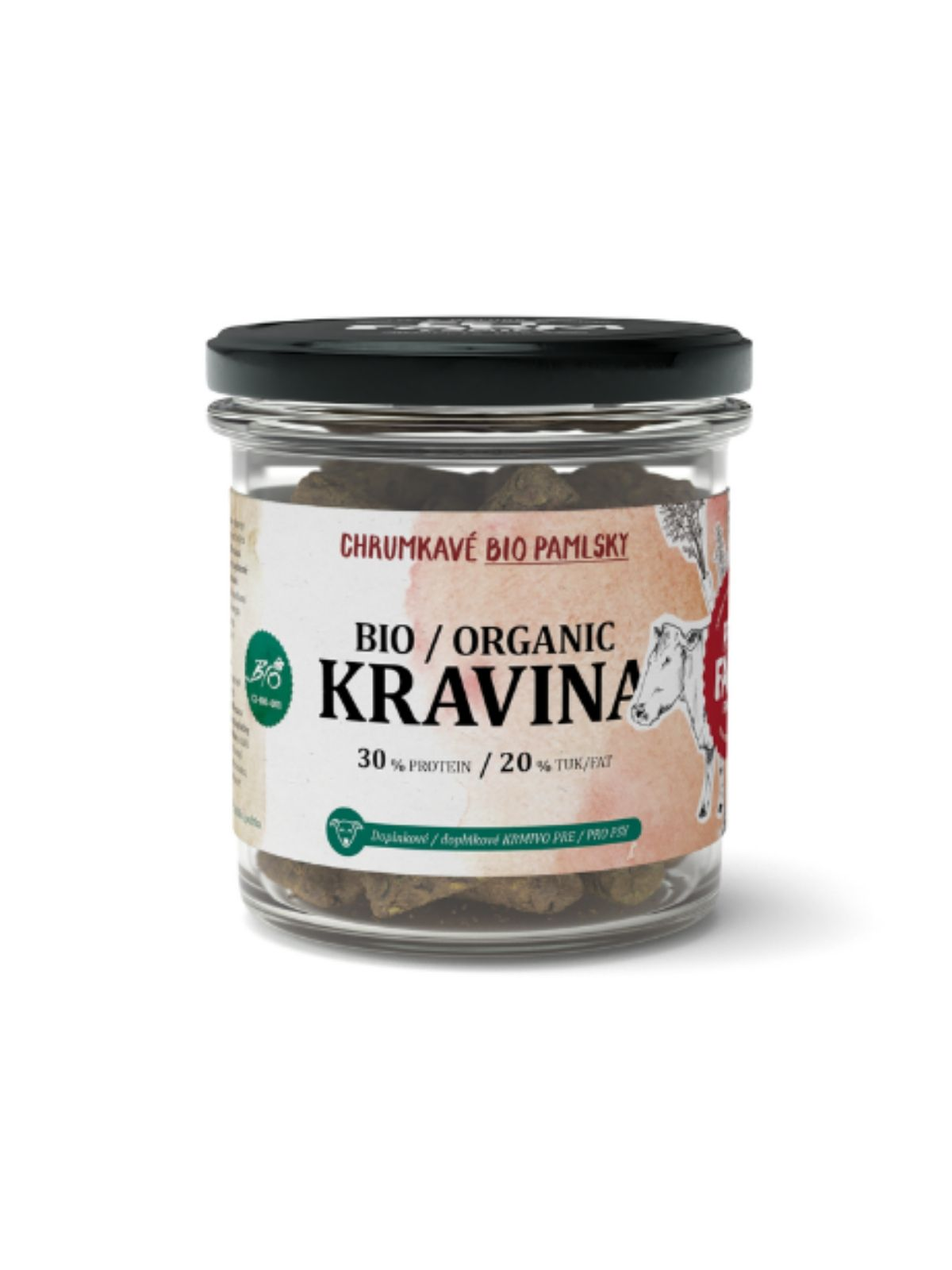 PET FARM FAMILY BIO kravina sušienky 110g